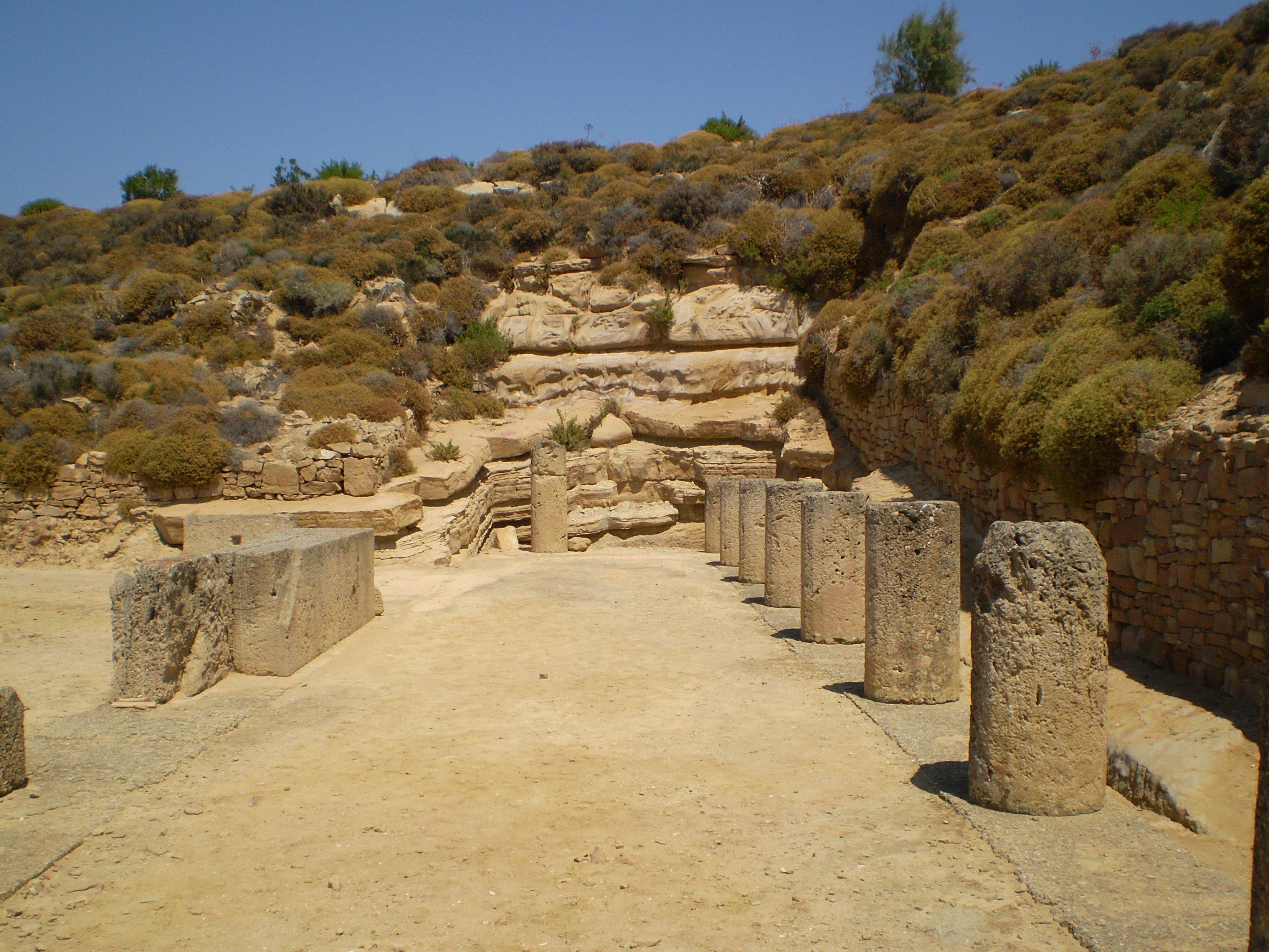 Ancient Kavirio