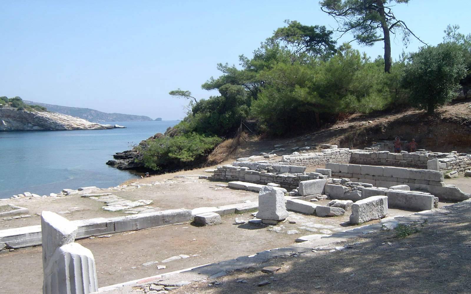 Ancient Alyki
