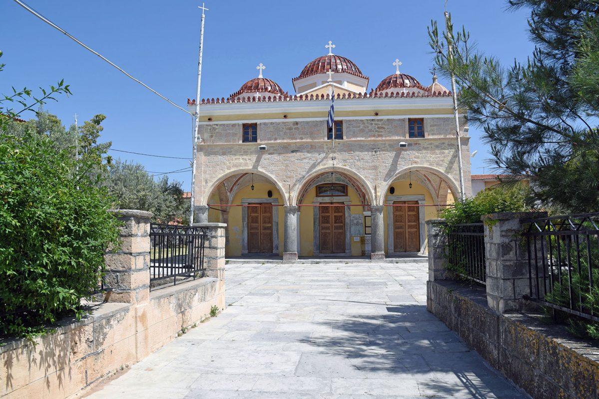 Aegina Cathedral