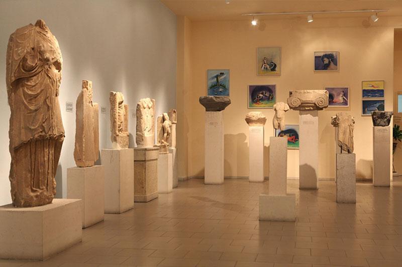 Archaeological Museum Poros