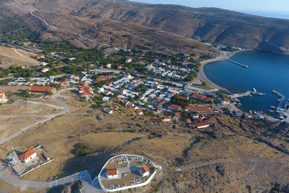 Agios Efstratios Island