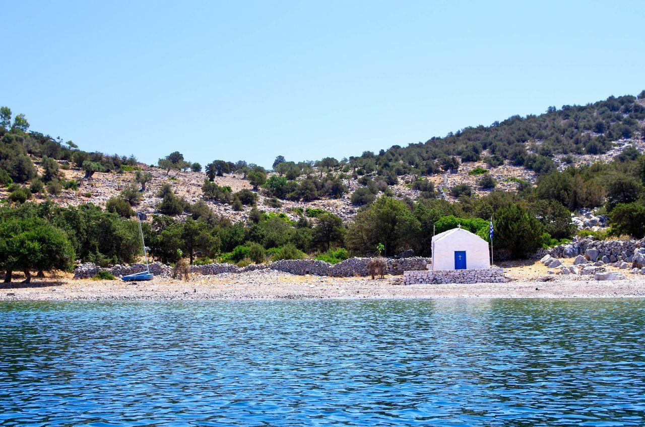 Dokos Island