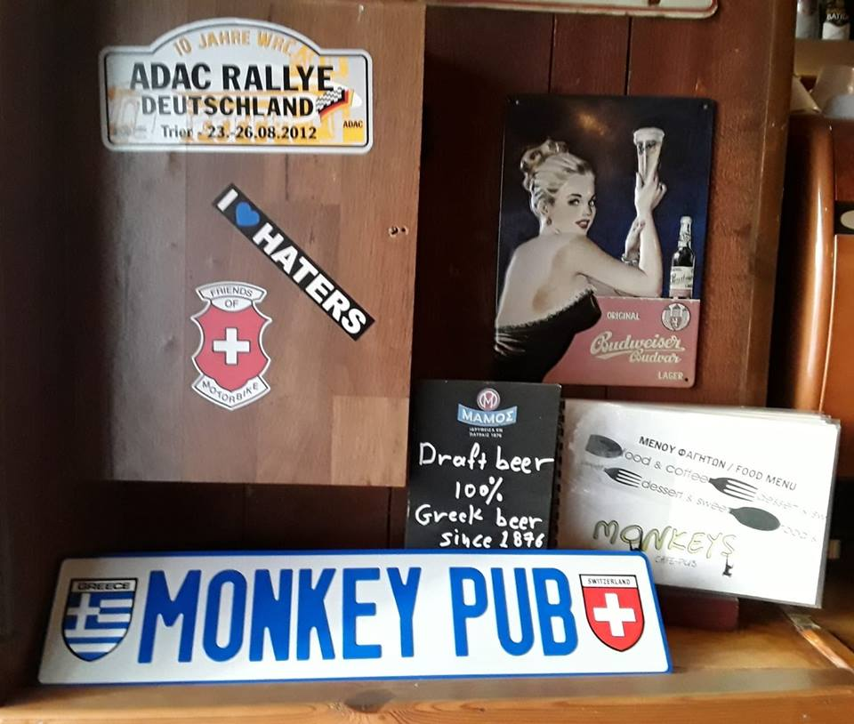 Monkey's Cafe Pub