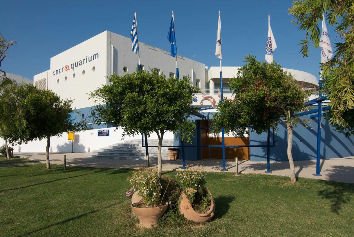 Aquarium of Crete
