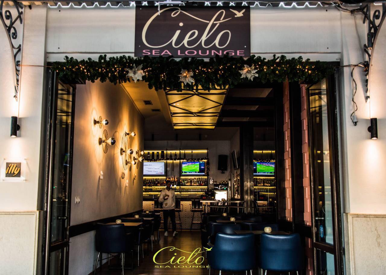 Cielo Sea Lounge