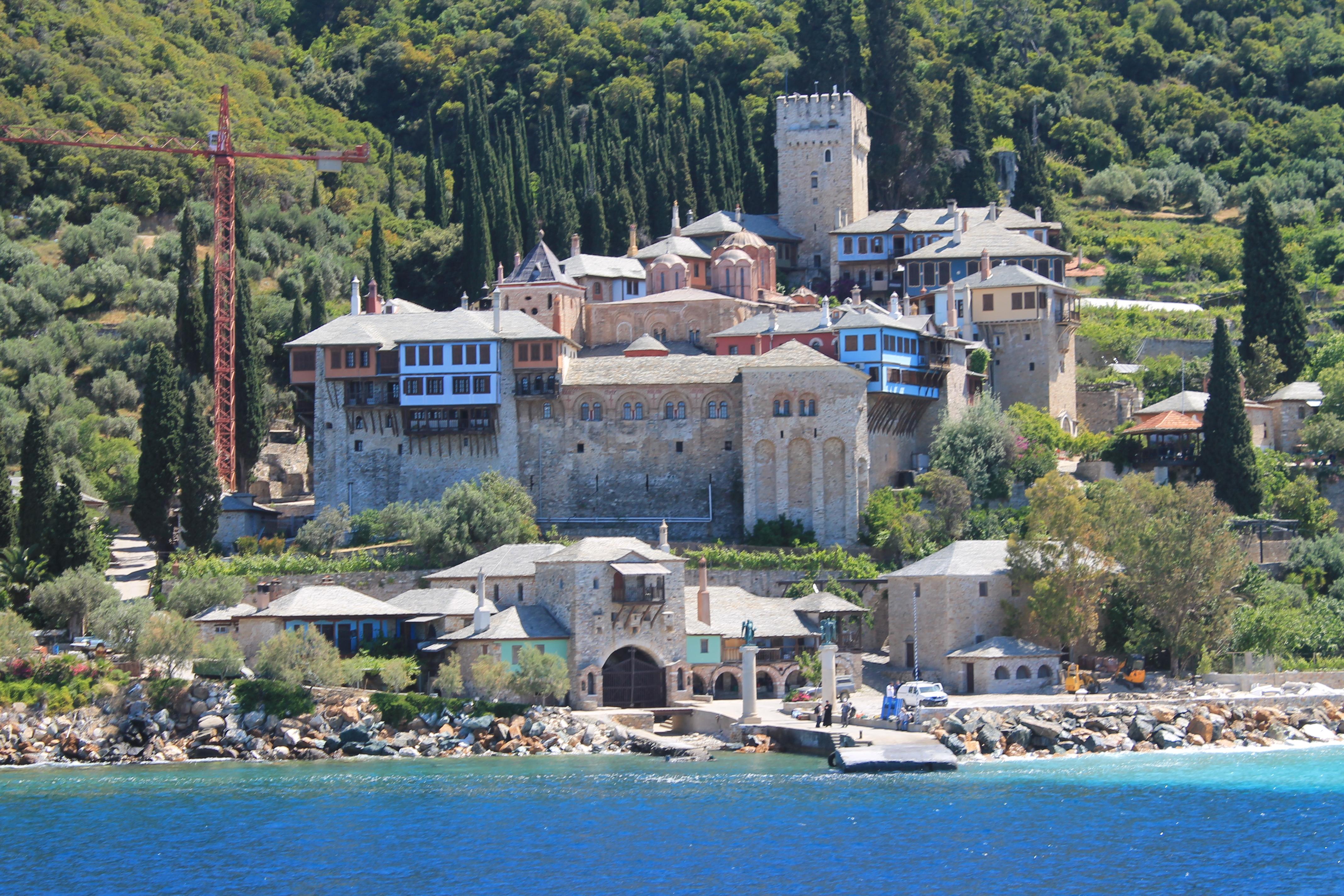 Dochiariou Monastery