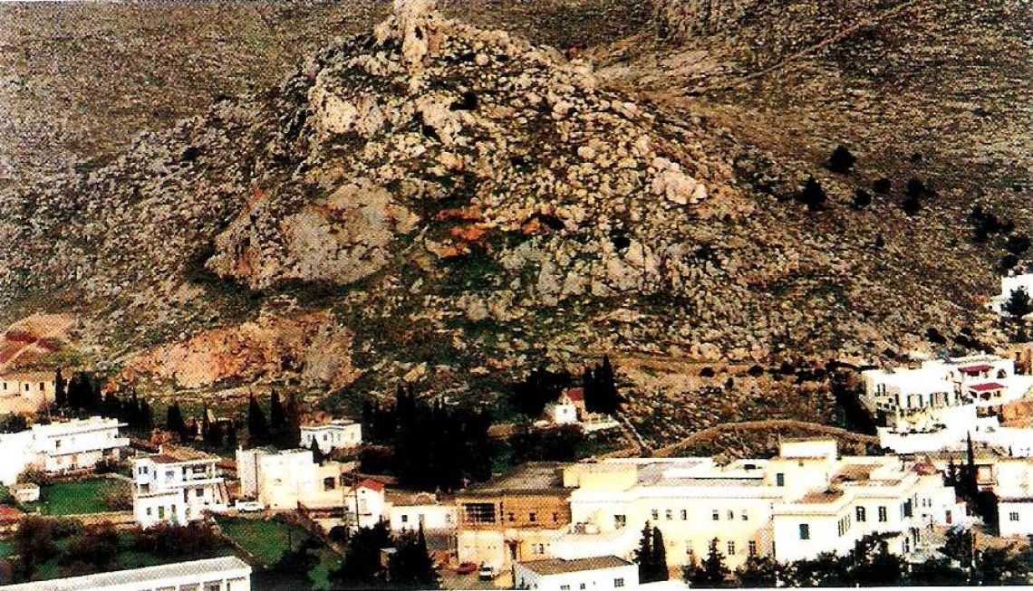 Agia Varvara Cave