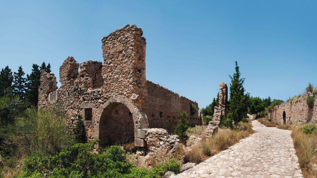 Castle of Assos