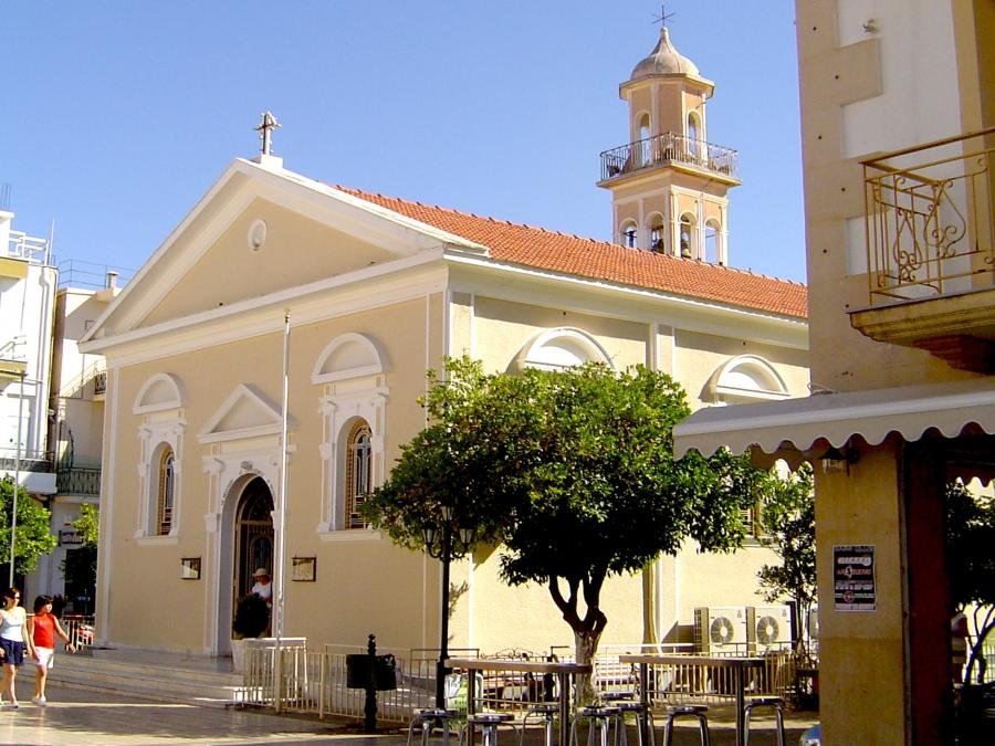 Agios Spiridon