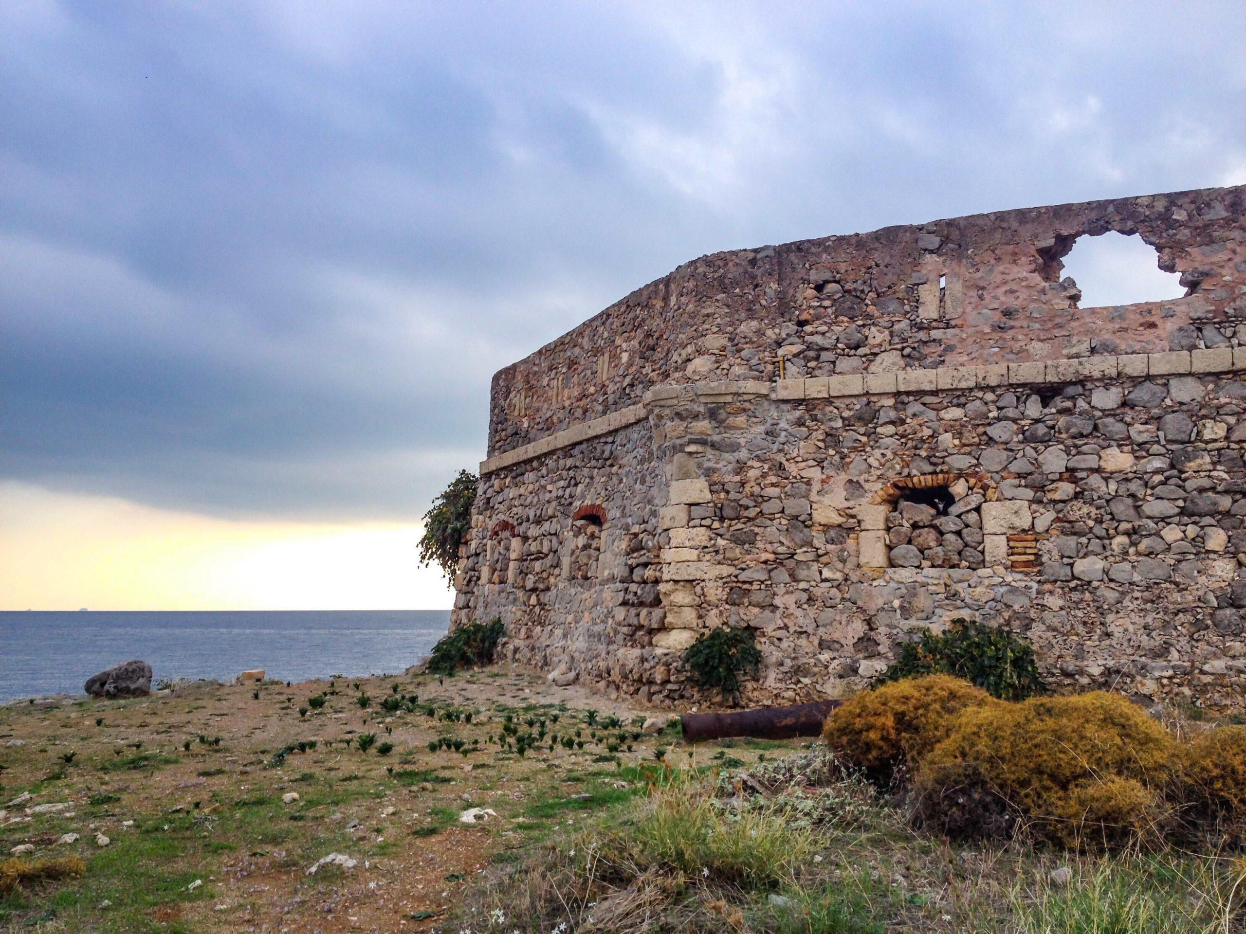 Castle of Avlemonas