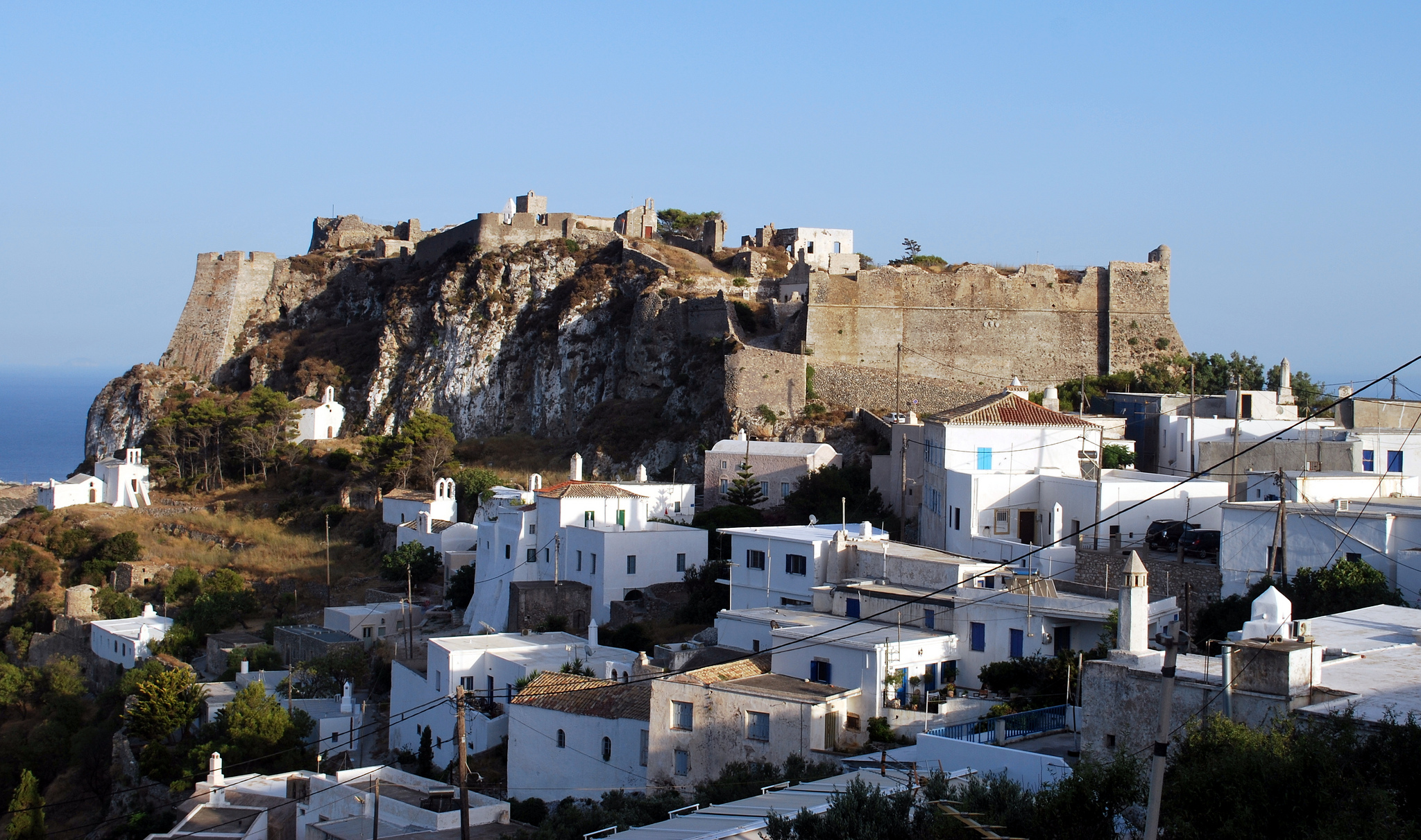 Castle of Hora