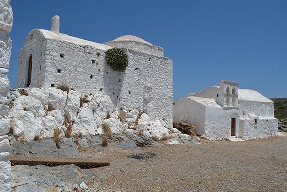 Agios Georgios Vounou Monastery