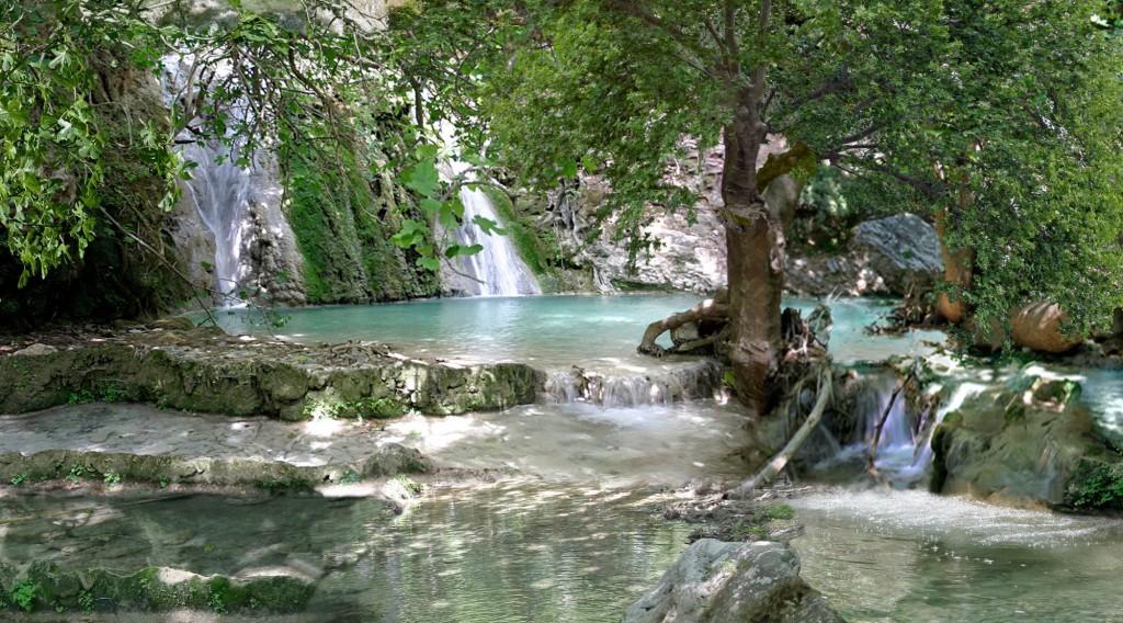Fonissa Waterfalls
