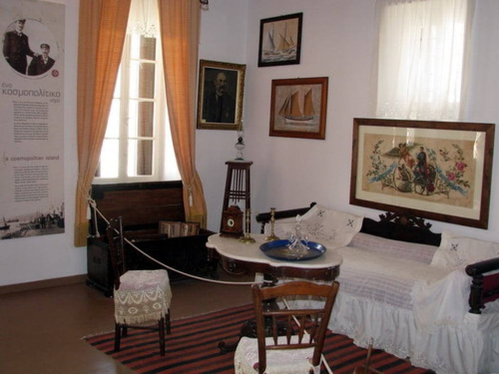 Folklore Museum Mylos