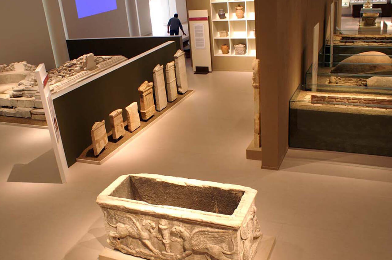 Archaeological Museum Patras