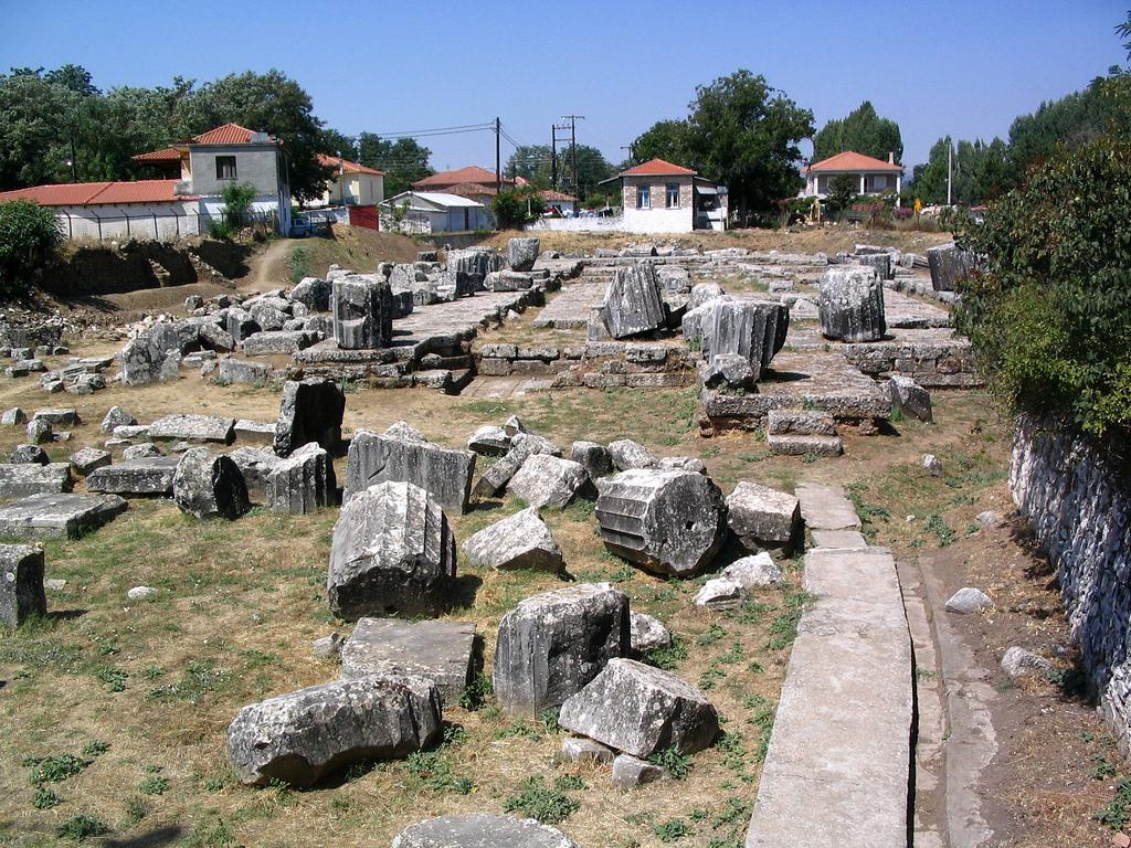 Athena Alea Temple