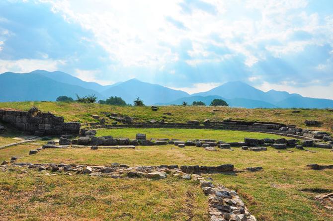Ancient Mantinia