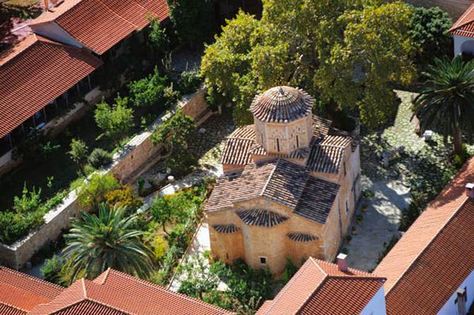 Loukous Monastery