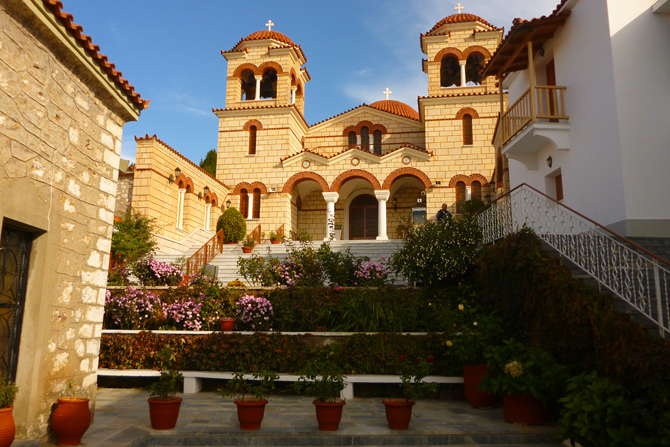 Malevis Monastery