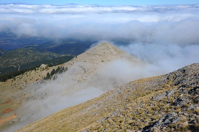 Mount Parnonas