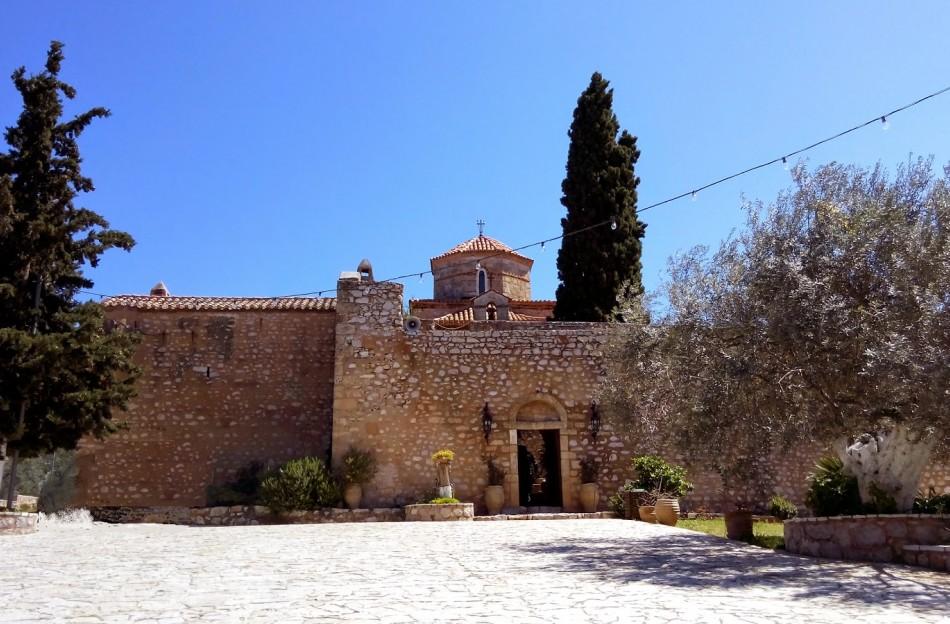 Agnountos Monastery