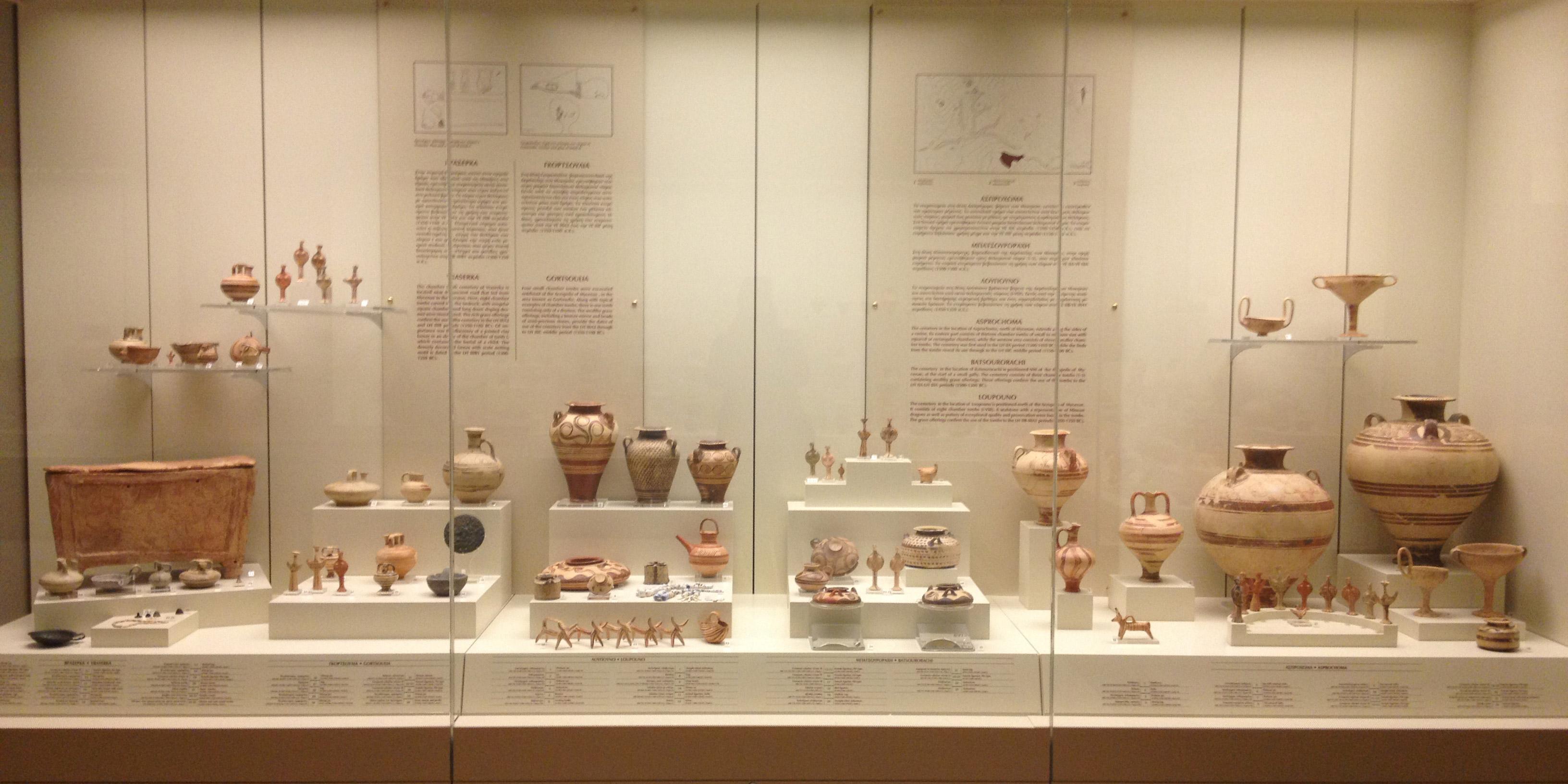 Archeological Museum Mycenae