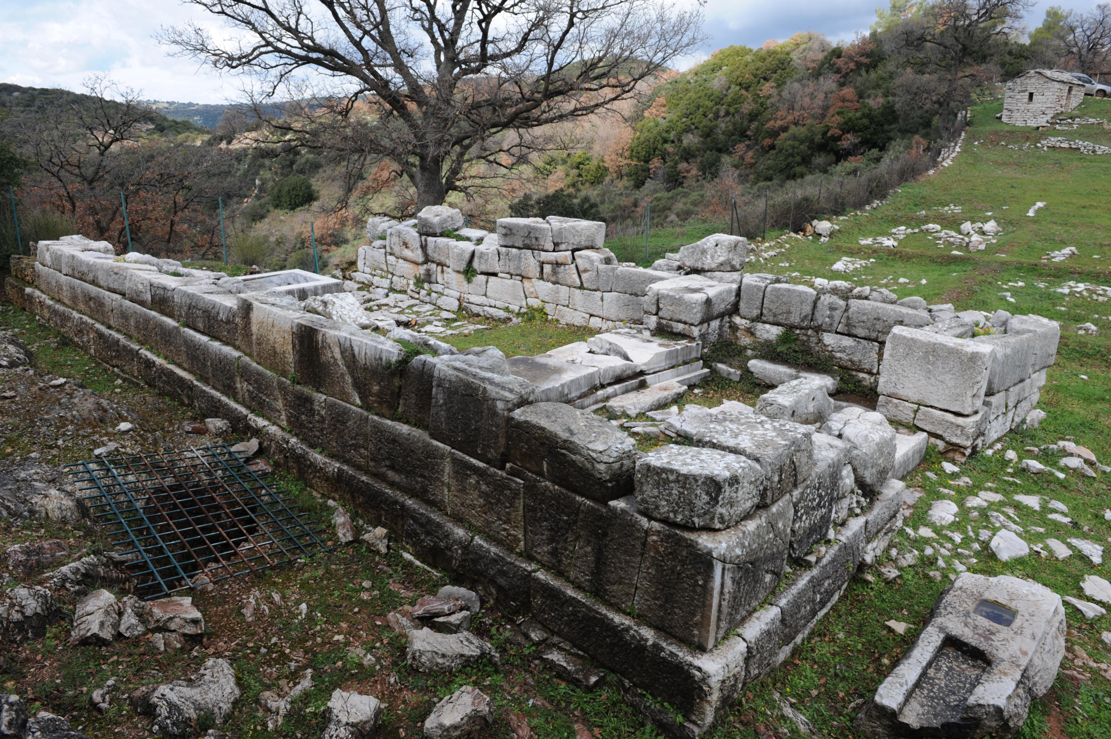 Ancient Figalia