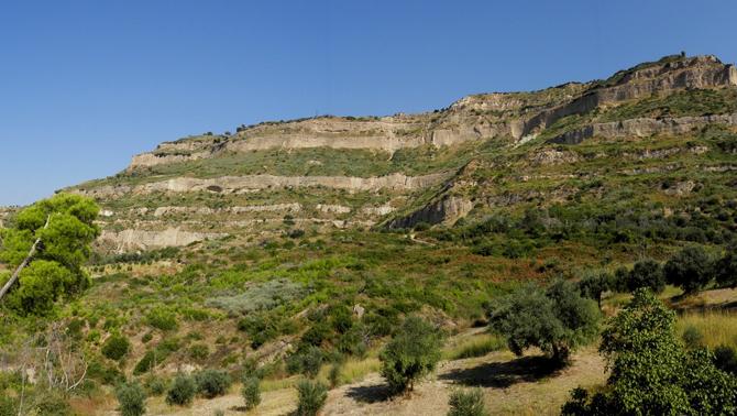 Goumeros Gorge