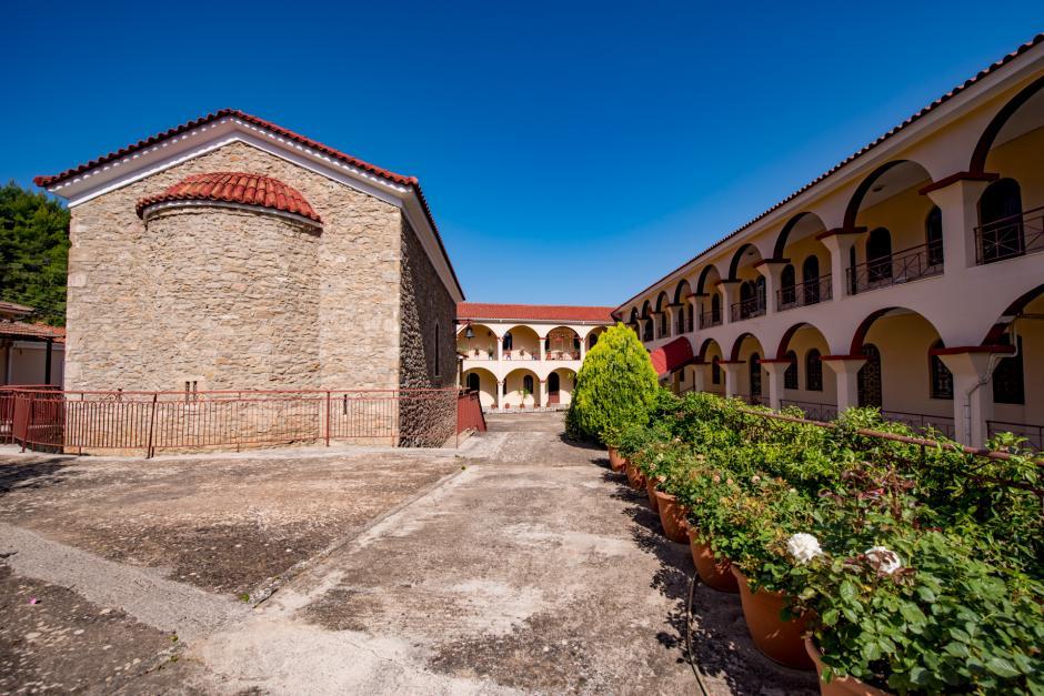 Fragopidima Monastery