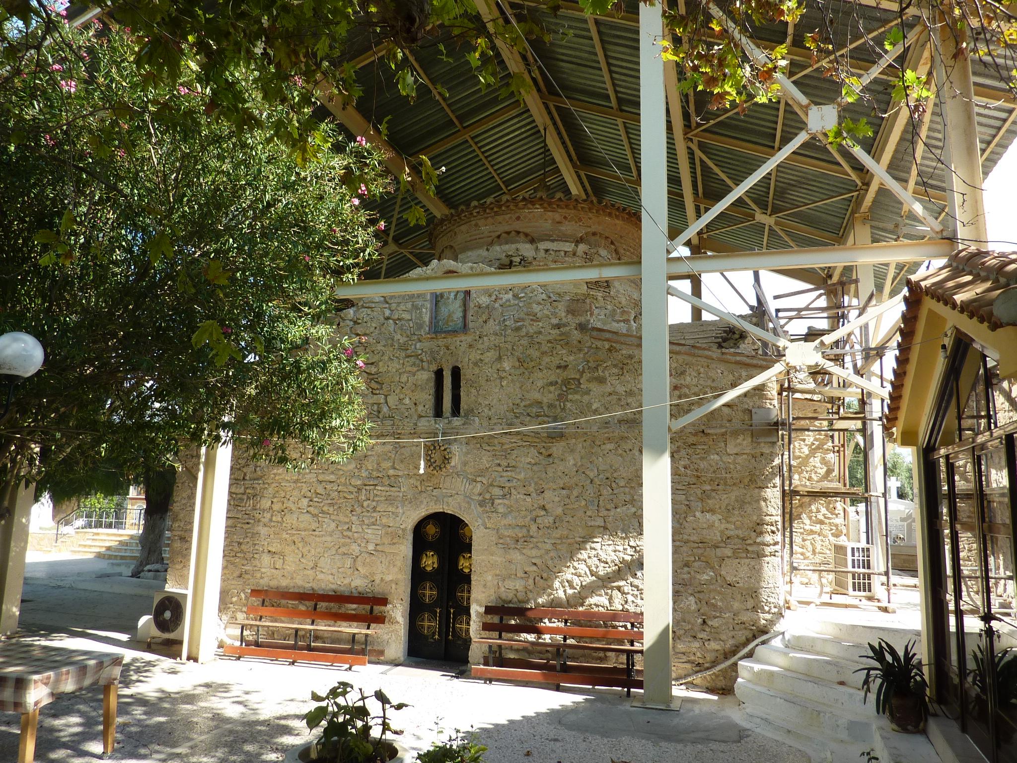 Frangavilla Monastery