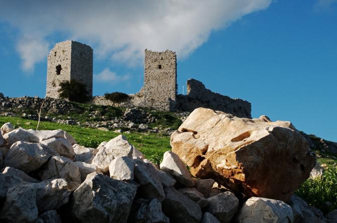 Agionori Castle