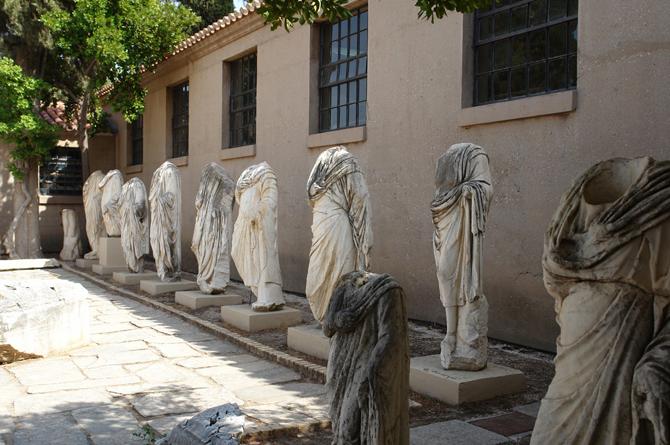 Ancient Korinthos Museum