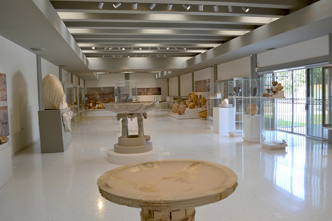 Archaeological Museum Isthmia