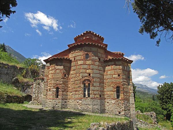 Evangelistrias Church