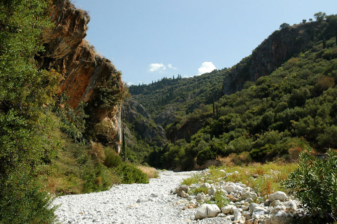 Viros Gorge
