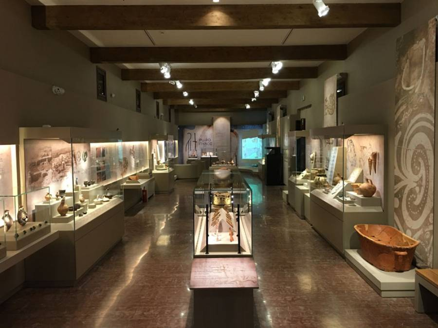Archaeological Museum Pylos