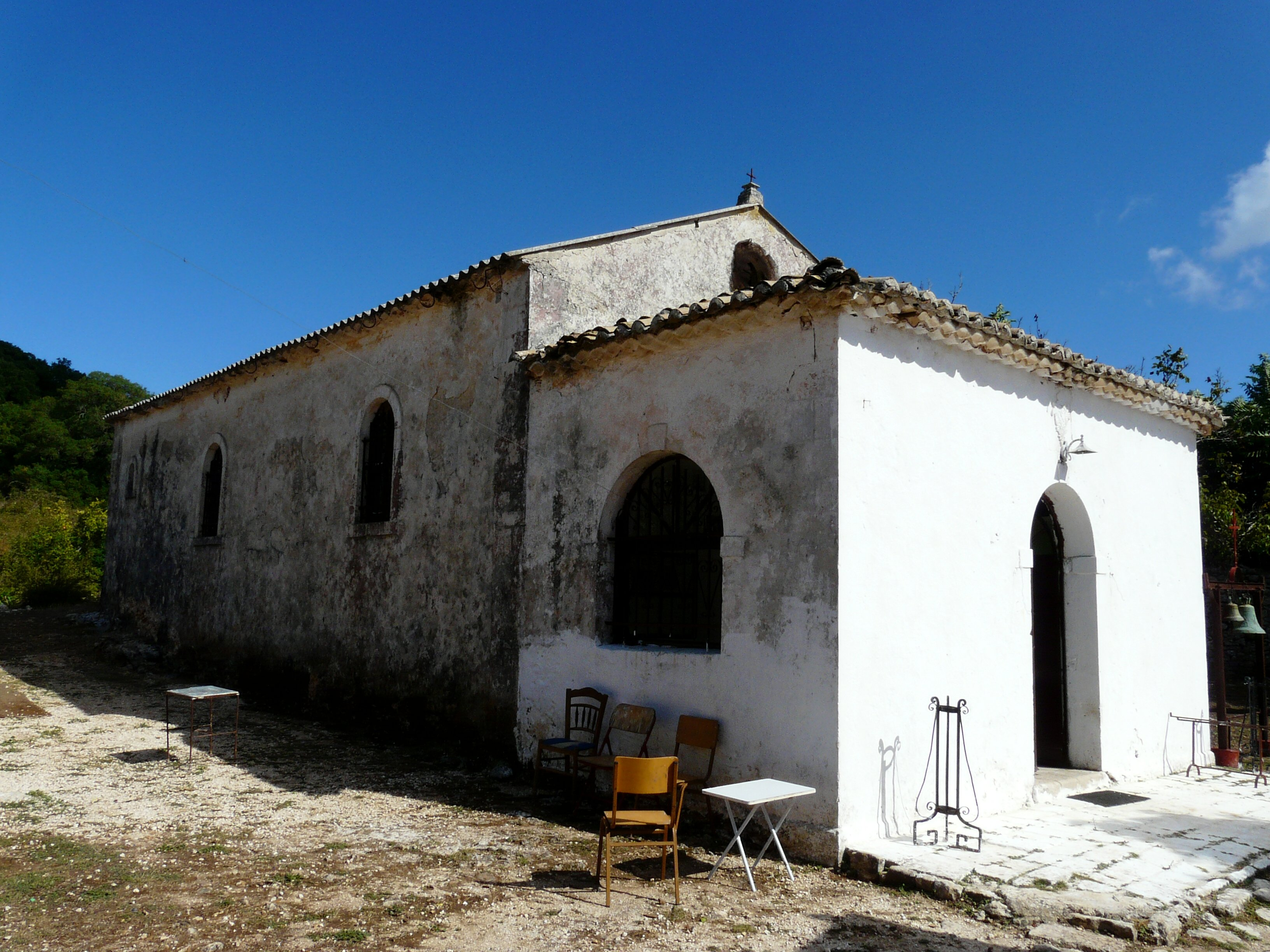 Yperagathou Monastery