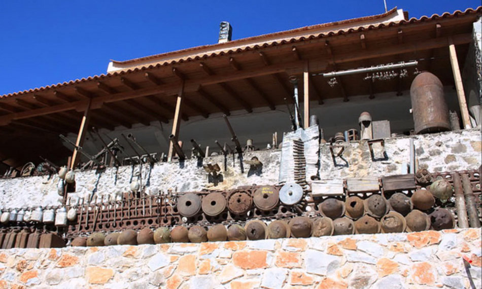 Askyfou War Museum