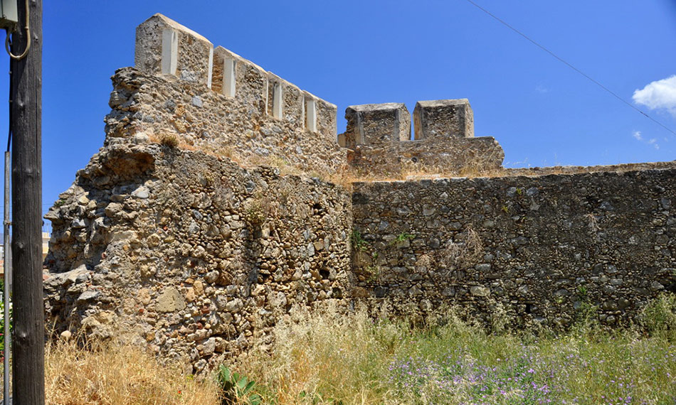 Kissamos fortress