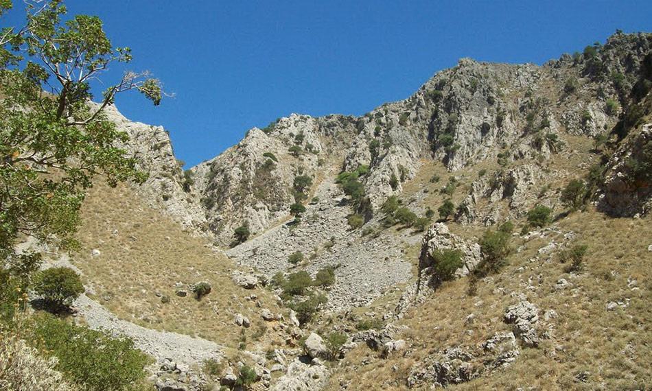 Kalikratis Gorge