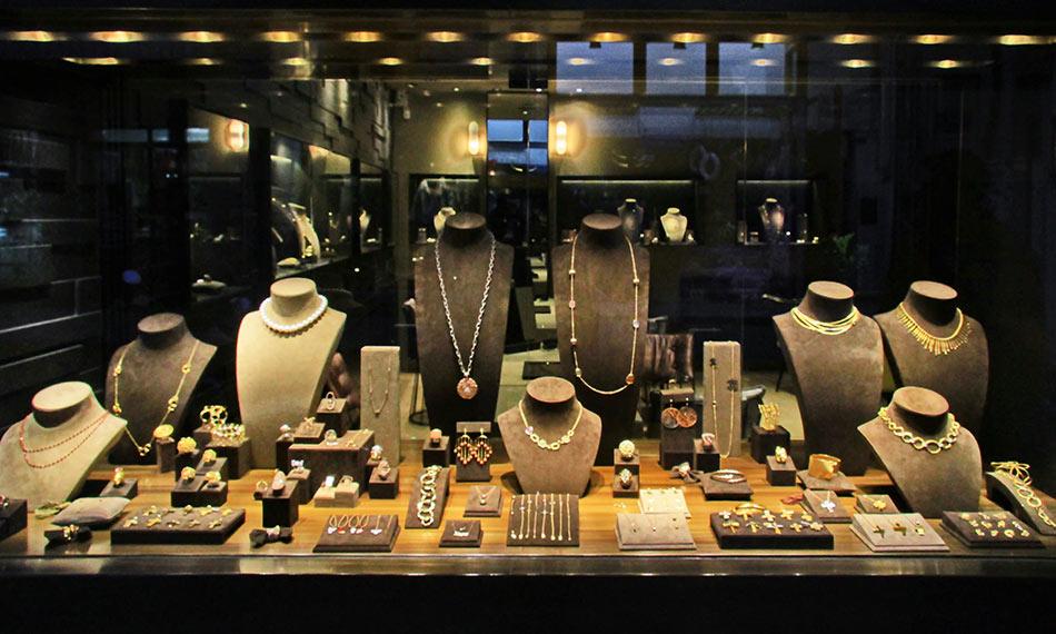 Psiharaki jewellery
