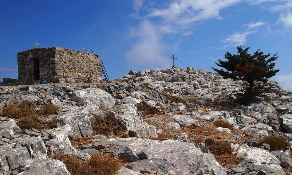 Asterousia mountains