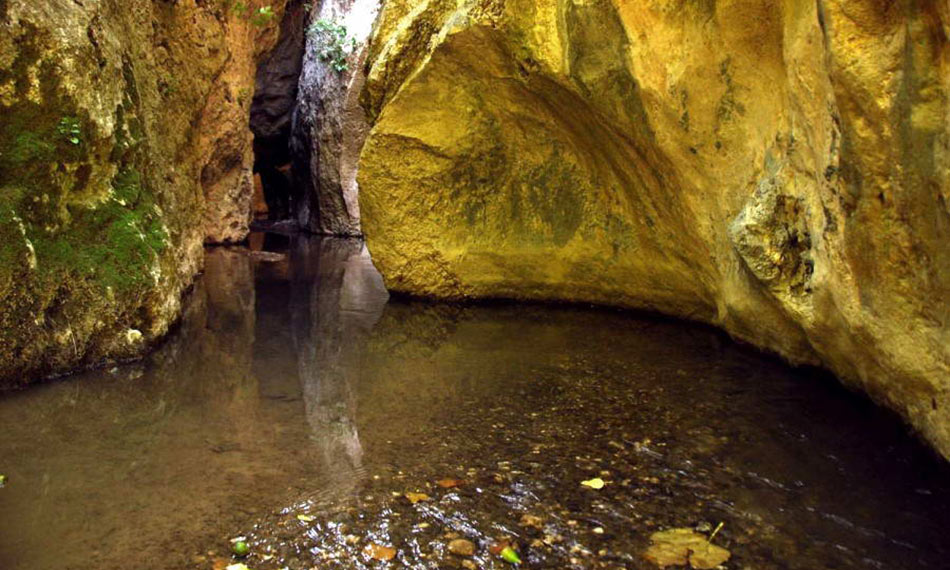 Veneratou Gorge