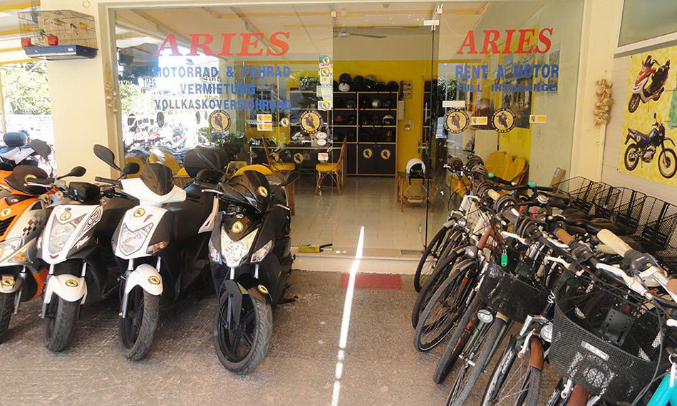 Motor Aries