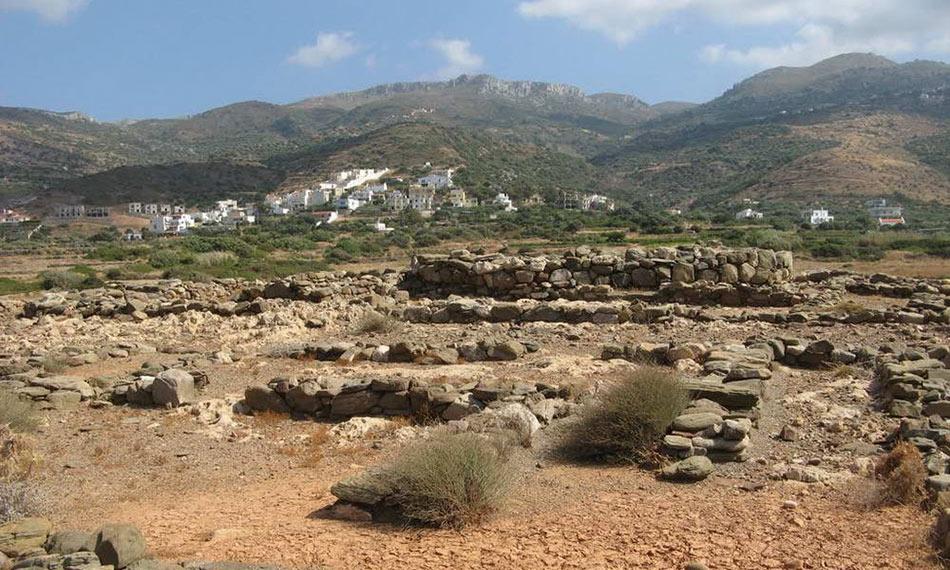 Ancient Agia Fotia