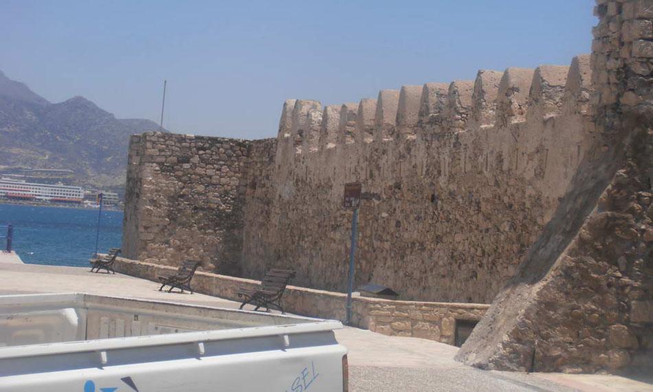 Castle of Ierapetra