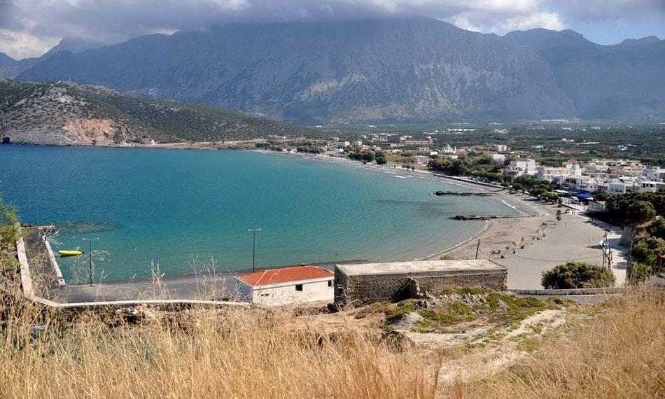 Pahia Ammos Beach