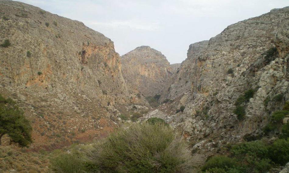 Kato Zakros Gorge