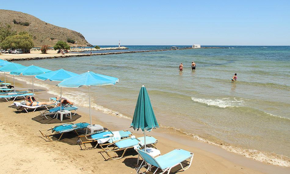 Georgoupolis beach