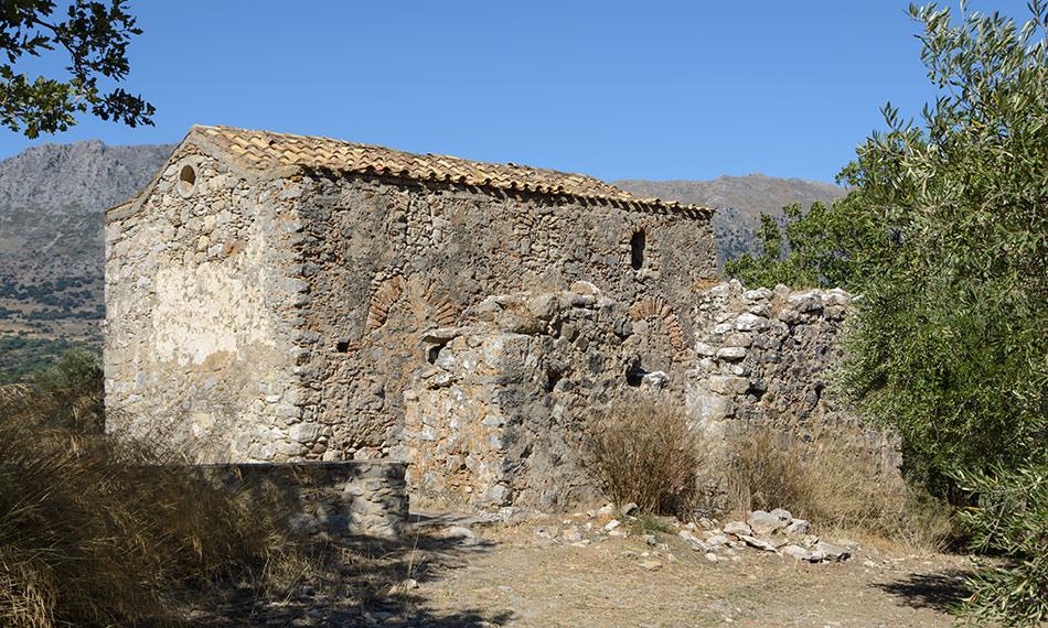 Agia Anna in Amari